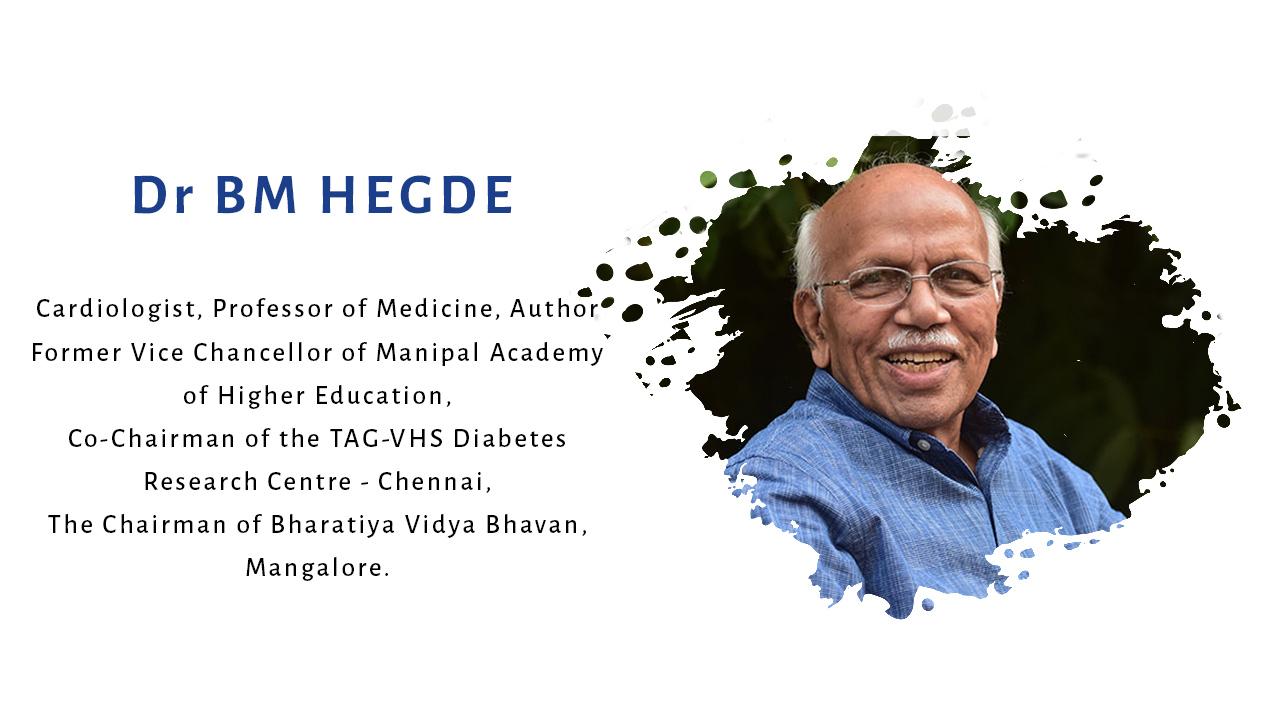 DR Hegde