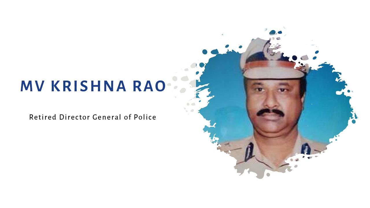 MV Krishna Rao
