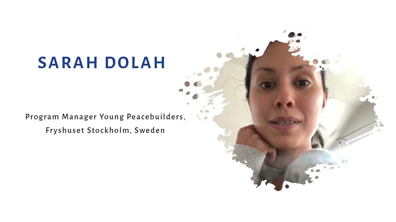 Sarah Dolah